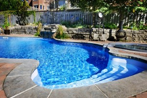 Use a home equity loan to build a new pool