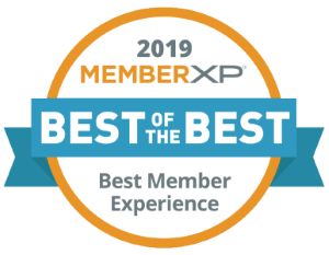 2019 Best of the Best - Best Member Experience