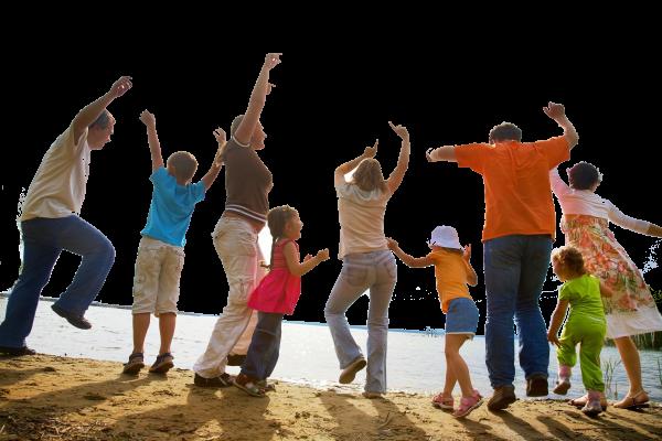 happy dance family