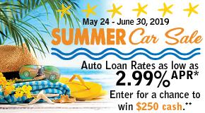 Summer Car Sale