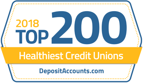 top 200 healthiest credit unions