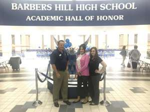 We are a credit union dedicated to serving the needs of Barbers Hill ISD Employees