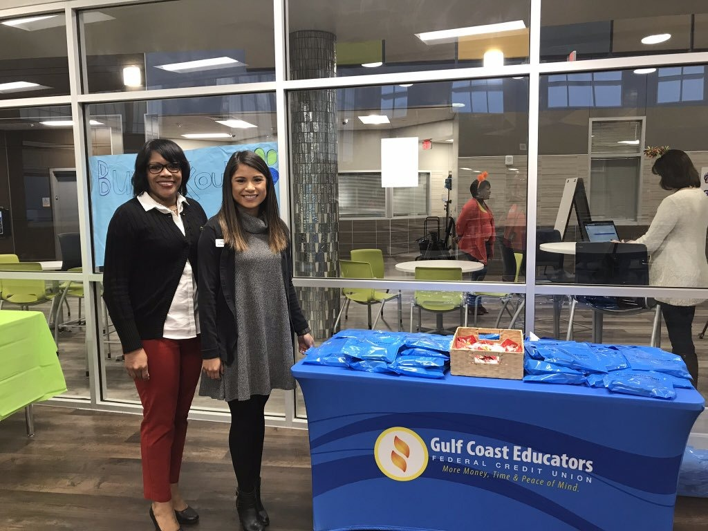 GCEFCU at Humble ISD