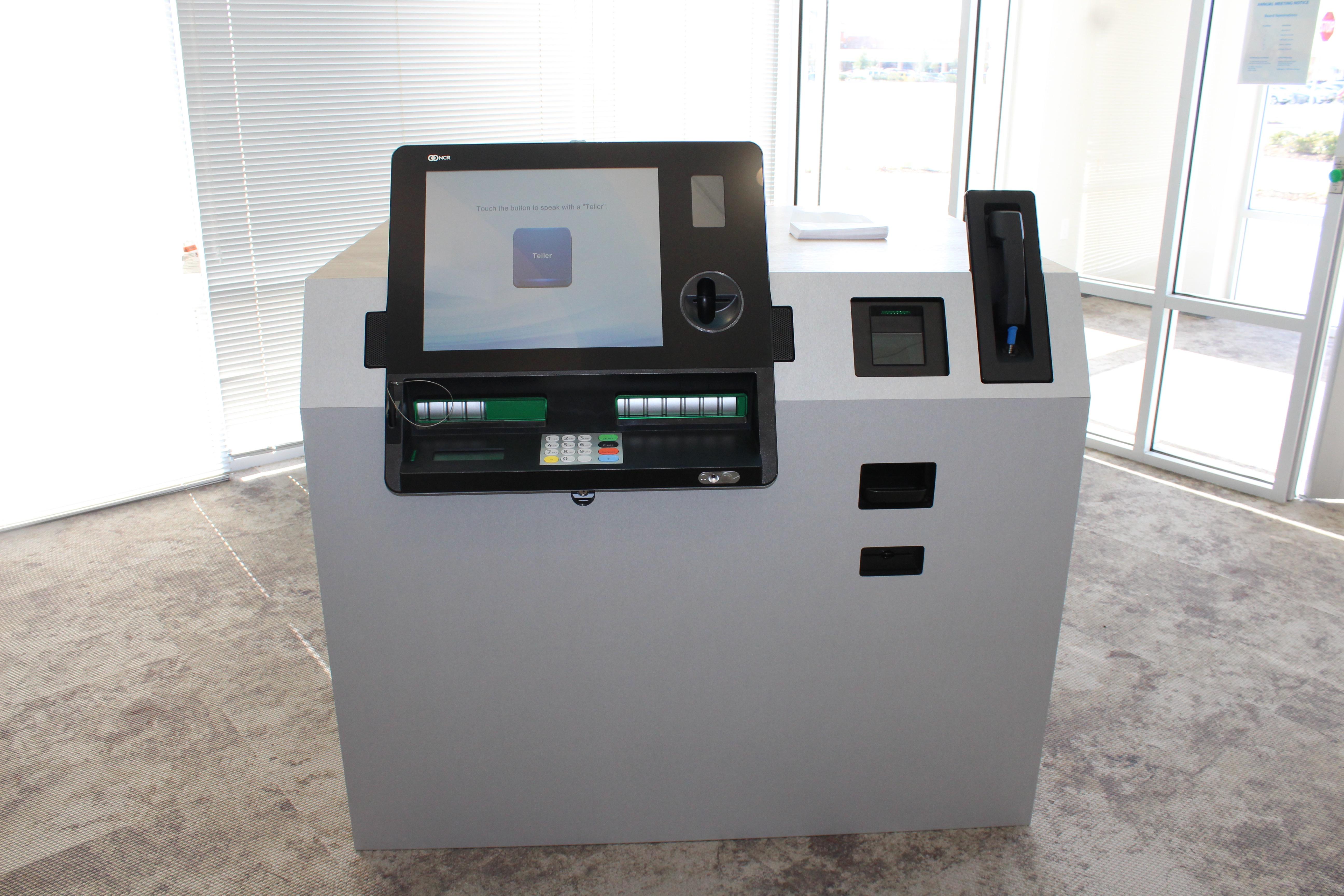 Interactive Teller Machine