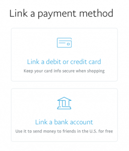 how to add balance to paypal using credit card