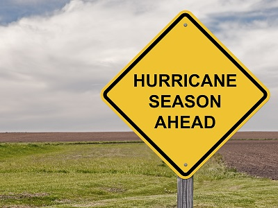 Caution - Hurricane Season Ahead