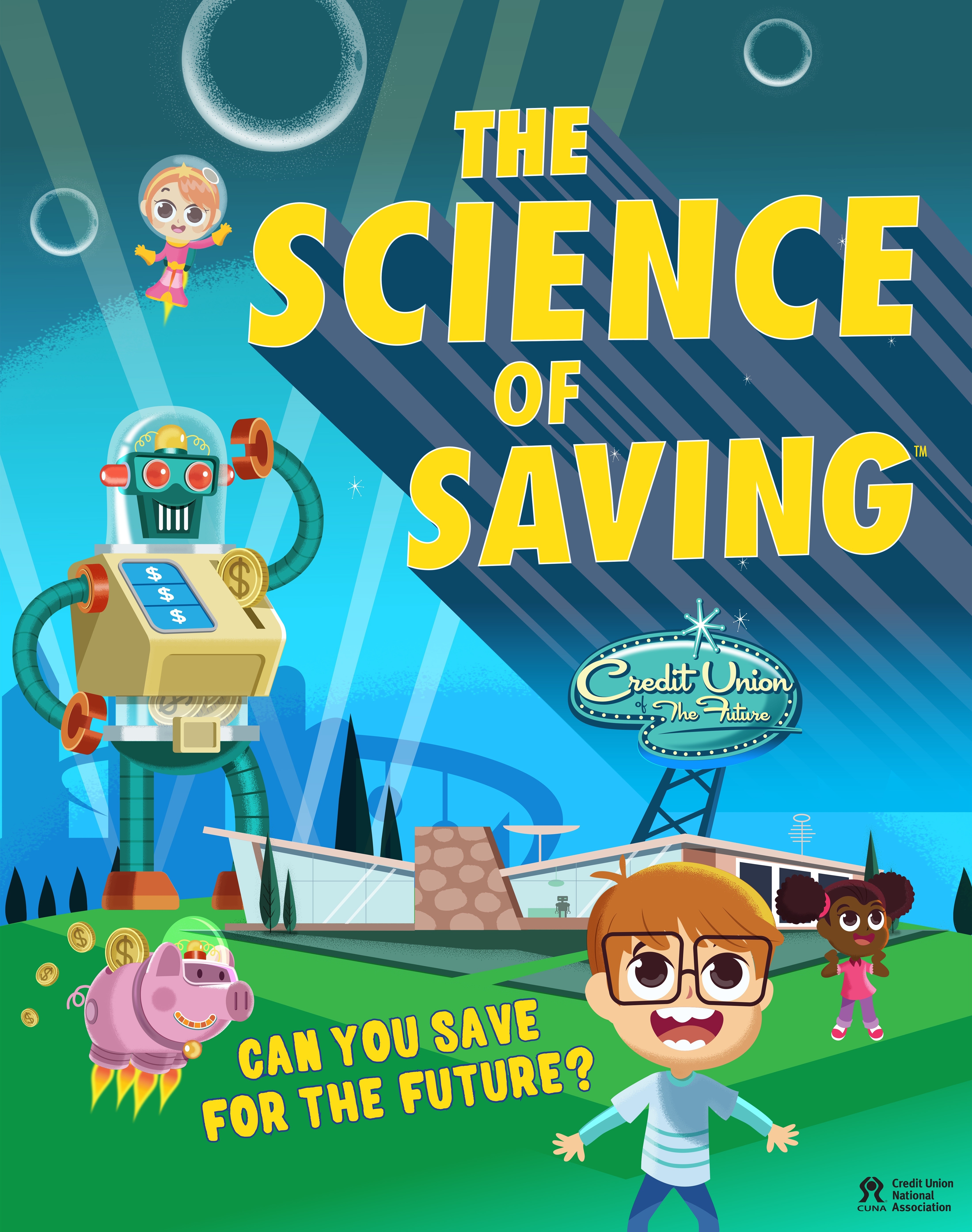 science of saving